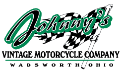 Vintage Bike Parts | Johnny's Vintage Motorcycle Company