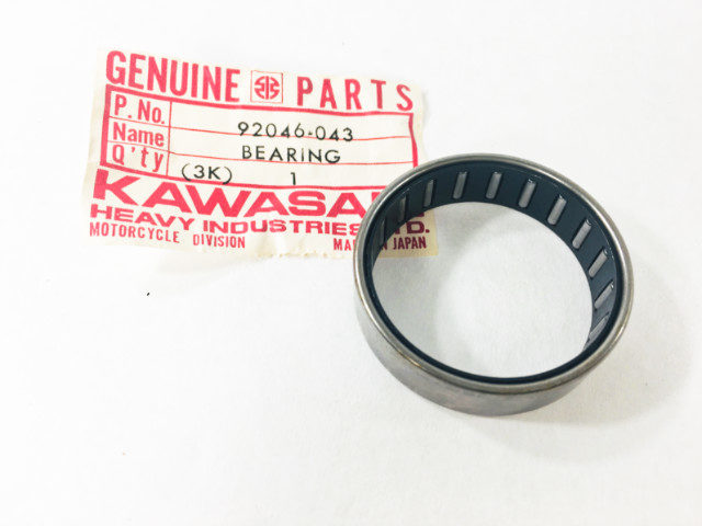 A1A KLR250 78-81 Clutch Plates Kit Kawasaki KL250 A1-A4