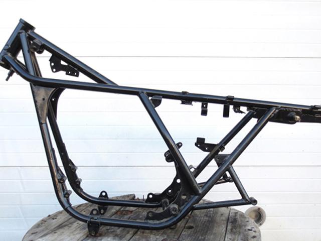 Kawasaki S2 350 Frame on
