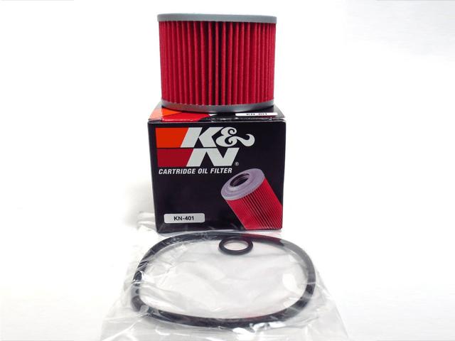 K/&N PERFORMANCE OIL FILTER KN-401 FOR KAWASAKI Z750 1981-1987