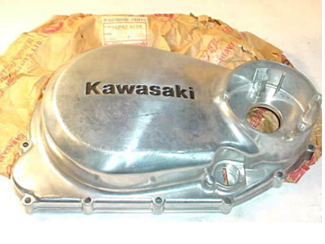 1981 Kawasaki 440 Ltd Cafe Racer on